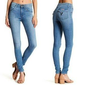 NWT Hudson Lynne High Waist Super Skinny Jeans
